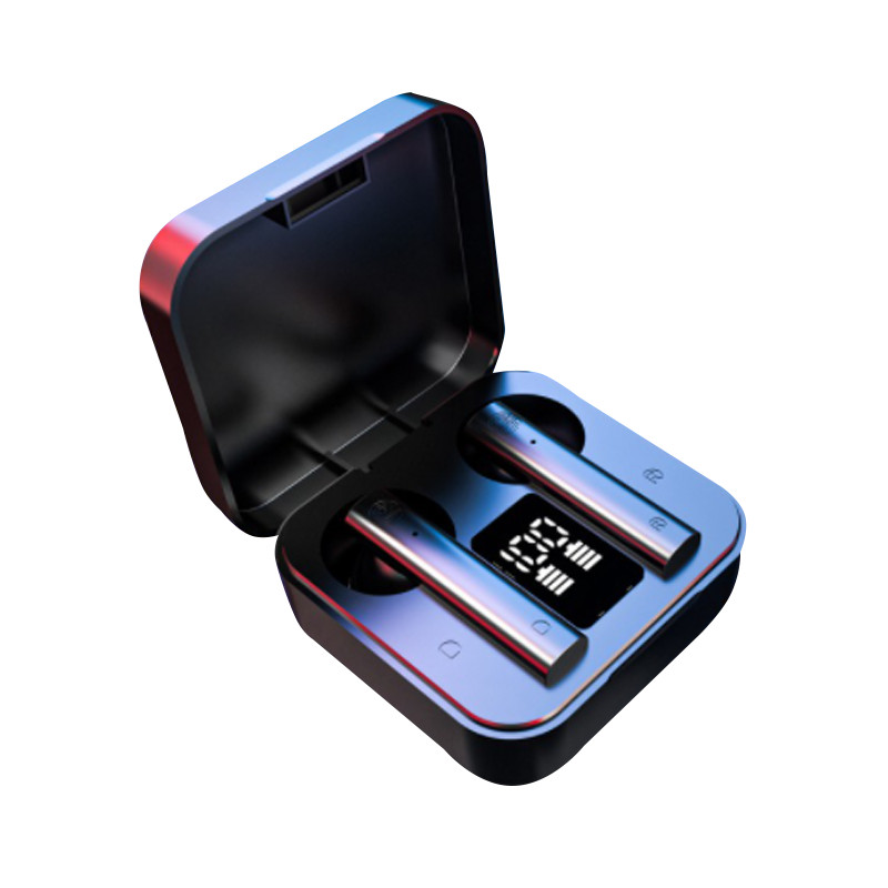 Tai Nghe Air 2s Tws Bluetooth Không Dây, Màn Hình LED Hiển Thị, Âm Thanh Sống Động Chất Lượng Cao - Hàng Chính Hãng