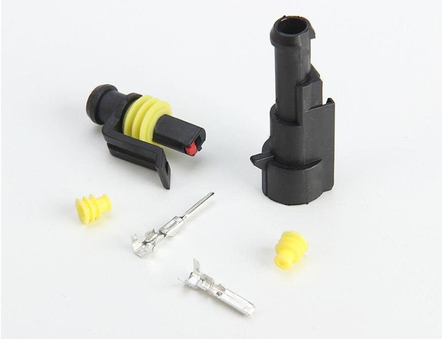 Bộ 10 Jack nối dây điện chống nước SD1P