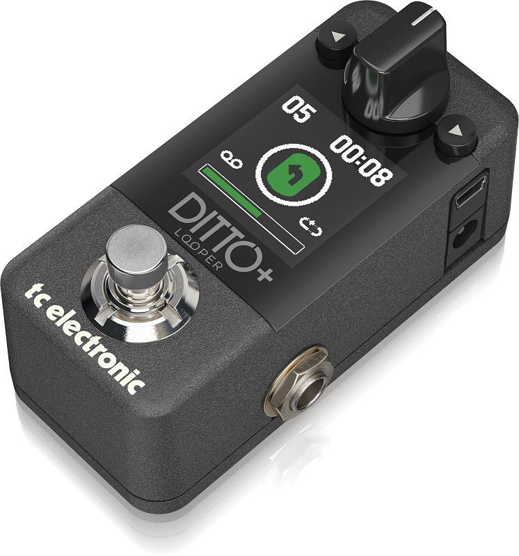 TC Electronic Guitar Ditto Looper Effects Pedal-Hàng Chính Hãng