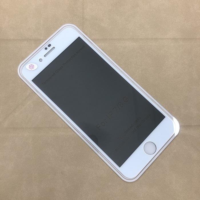 Tấm dán cường lực full màn hình chống nhìn trộm dành cho iPhone 8