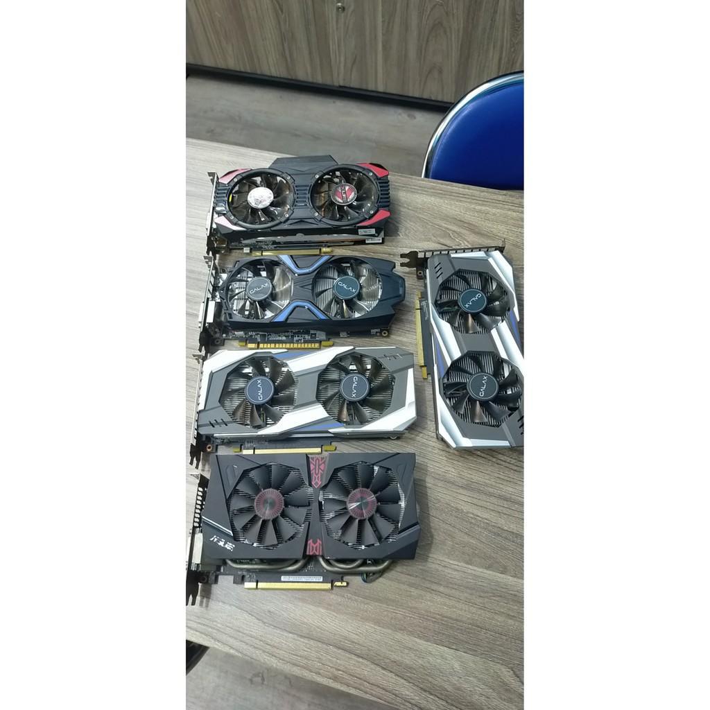 Card VGA 1060 3gb 1060 6gb Bao Test