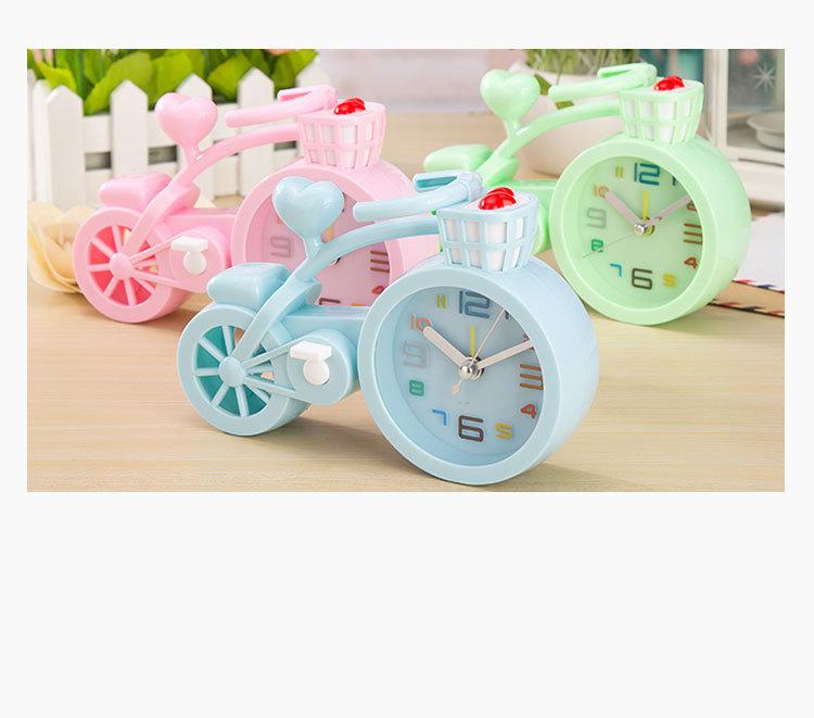 Đồng hồ xe đạp để bàn mâu mới (giao màu ngẫu nhiên)