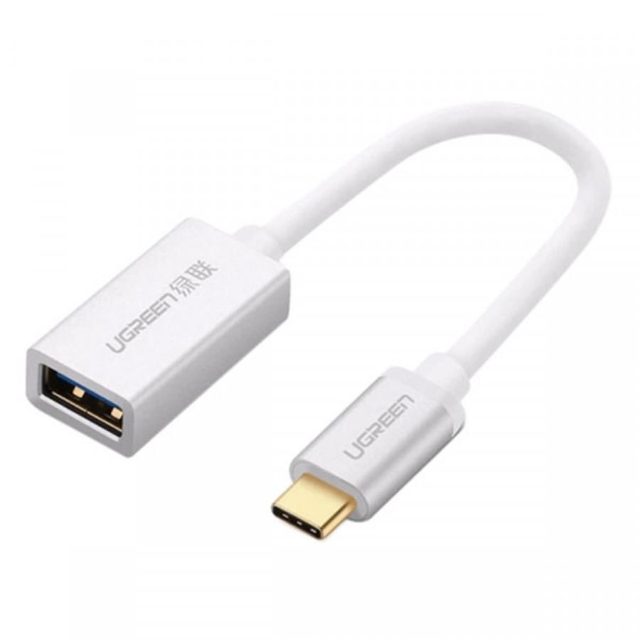 Cáp OTG Ugreen chuyển đổi USB Type-C sang USB 3.0 - Hàng Chính Hãng