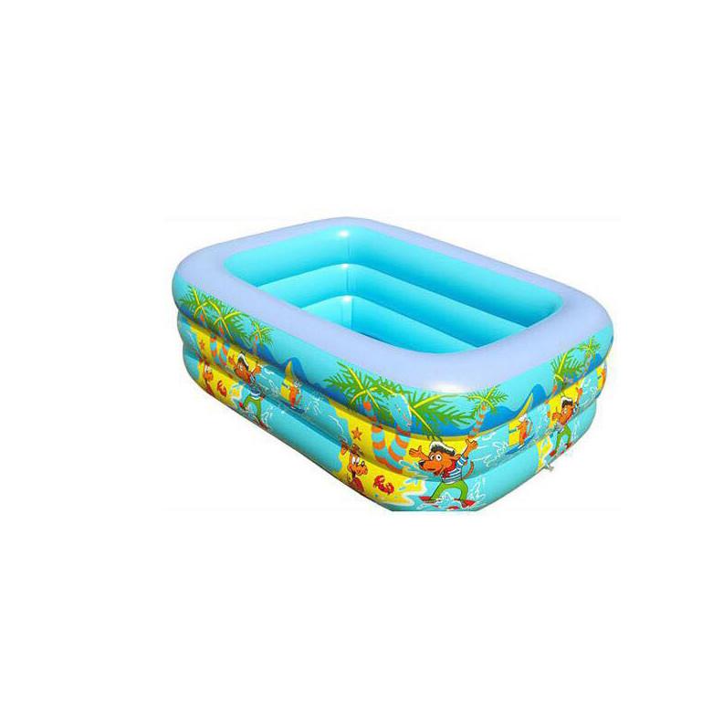 Bể Bơi Di Động 3 Tầng Cho Bé BB03 Siêu Tiện Lợi
