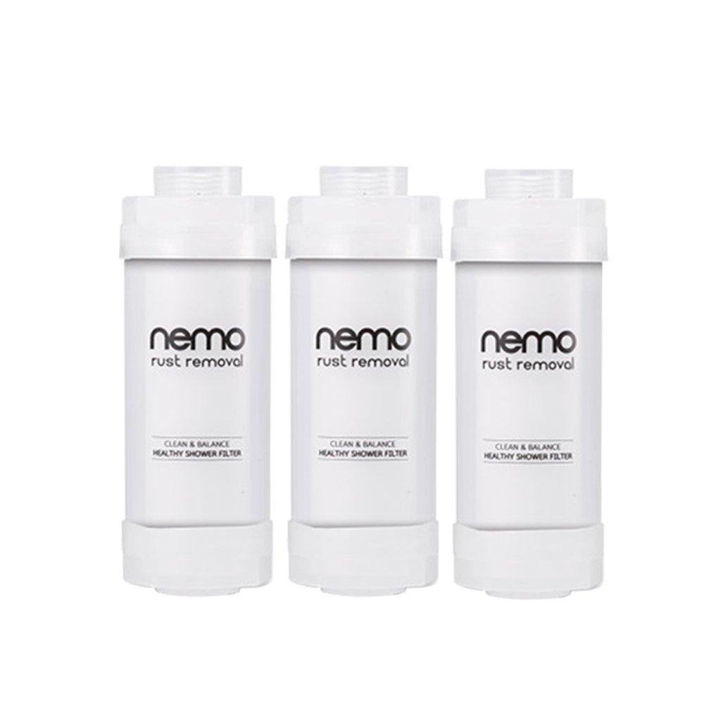 Bộ 3 lõi lọc nước loại bỏ gỉ sét Nemo Rust Removal Hàn Quốc Hàng nhập khẩu
