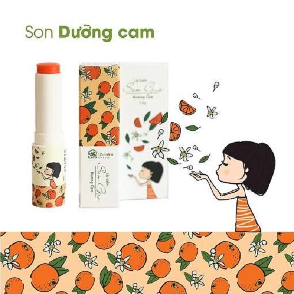 Son Gạo Hương Cam