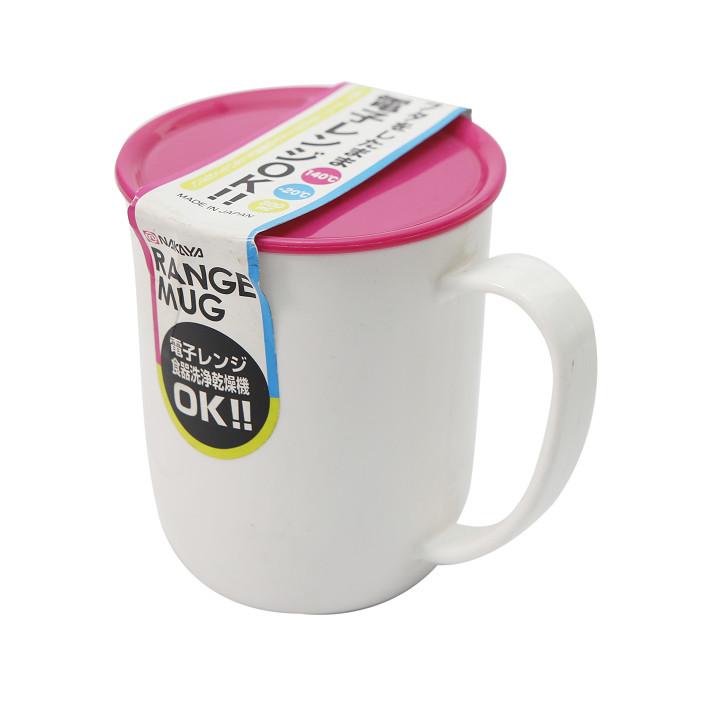 Ca uống nước có nắp Ranger Mug tiện lợi 300ml (Giao màu ngẫu nhiên) - Hàng Nội Địa Nhật