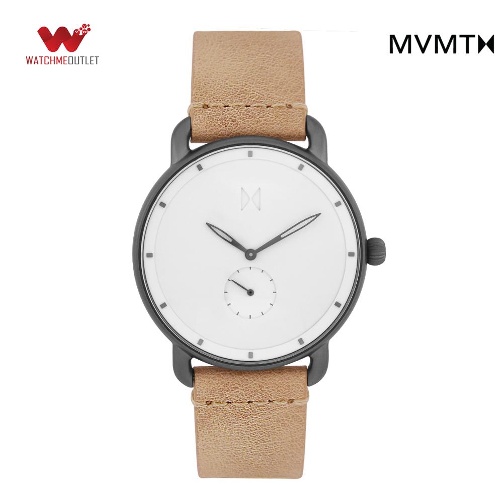 Đồng hồ Nam dây da MVMT D-MR01-WC