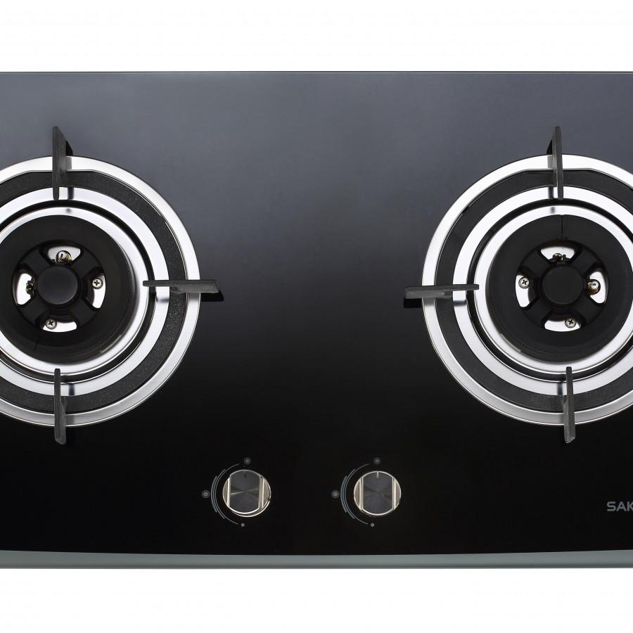 Bếp gas âm SAKURA SG-2568GB - Hàng chính hãng