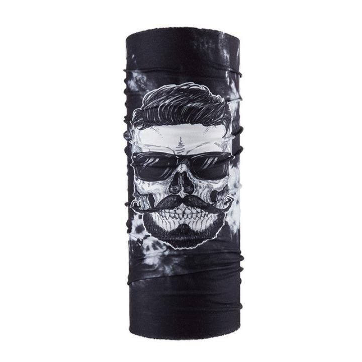 Khăn đa năng NatureHike Multifunctional Magic Headscarf - Black