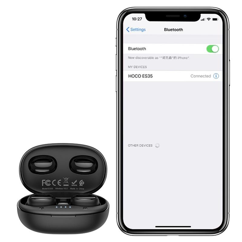 Tai Nghe Bluetooth Hoco ES35 - Hàng Chính Hãng