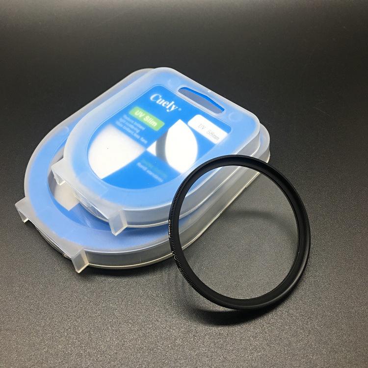 Kính lọc Filter 58mm Cuely UV Slim (Hàng nhập khẩu)