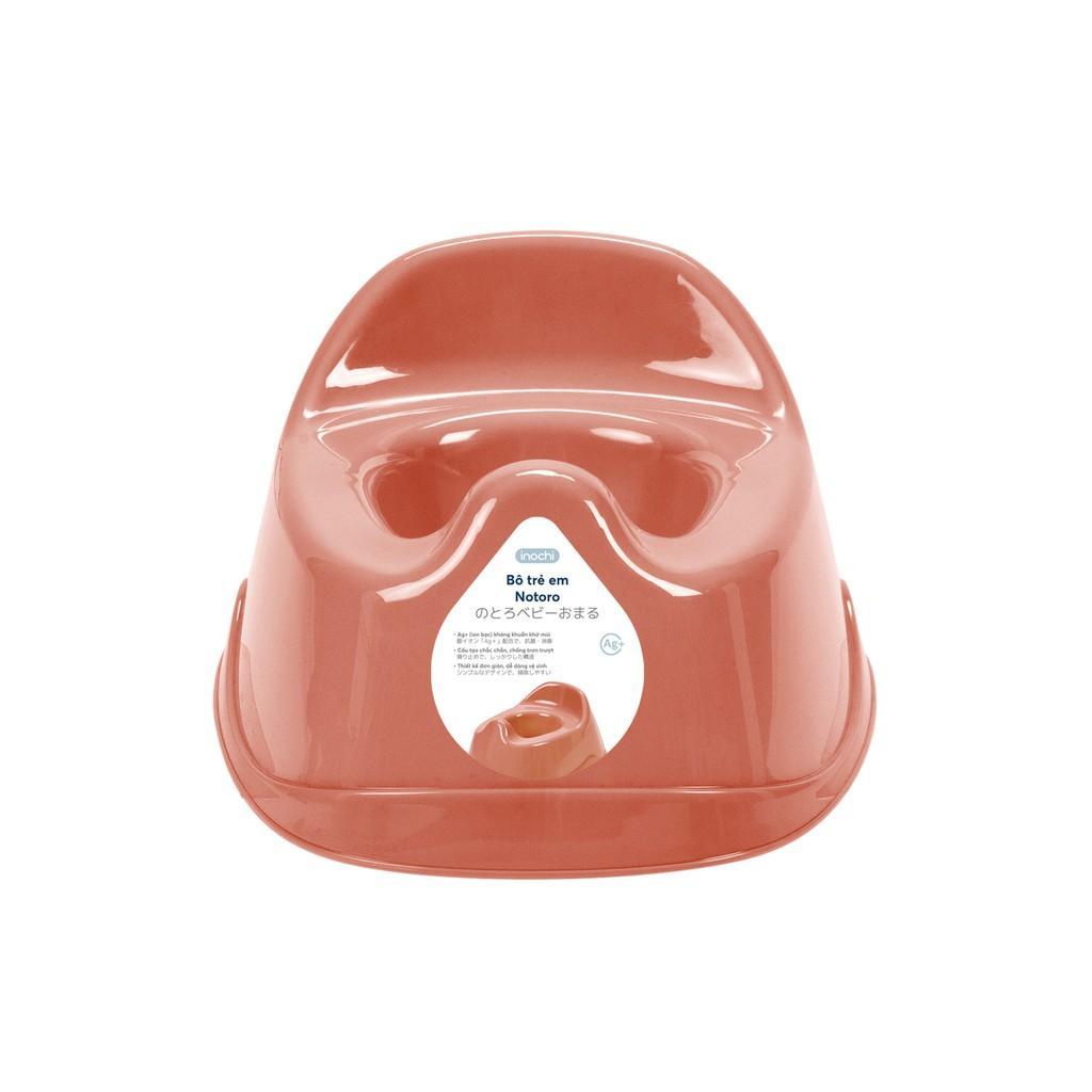 Bô trẻ em notoro Thương hiệu Inochi nguyên liệu nhựa PP nguyên sinh và AG+ ( ion bạc ) kháng khuẩn