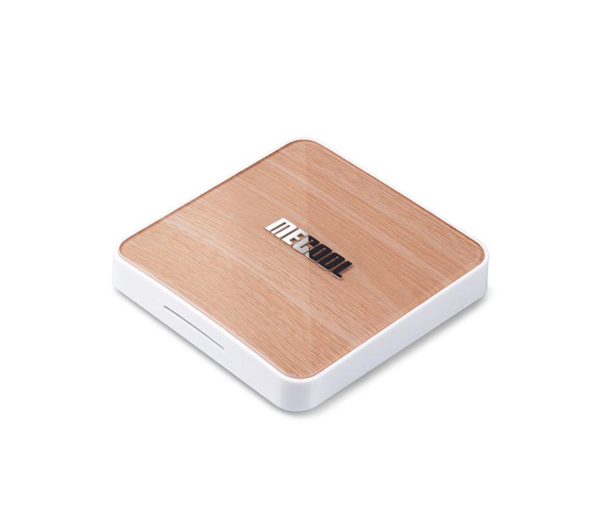Android TV Box Mecool KM6 Luxury - Amlogic S905X4, AndroidTV 10 CE, Ram 4GB, Bộ nhớ trong 32GB, Wifi 6 - Hàng chính hãng