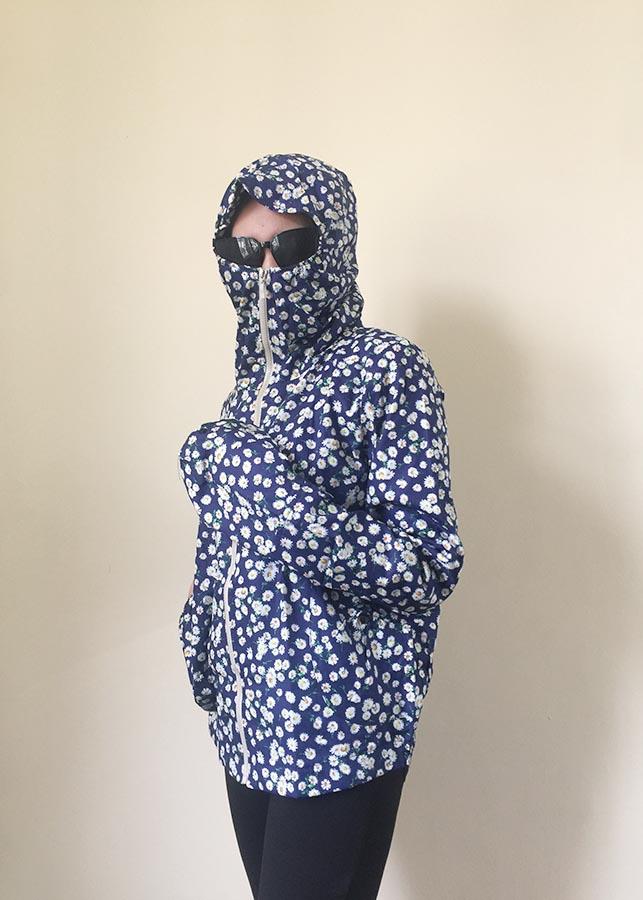 Áo chống nắng làm mát cơ thể, túi 2 bên hông tiện lợi - MADE IN VIETNAM