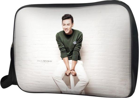 Túi Đeo Chéo Hộp Unisex Hoài Lâm - TCVP100 34 x 9 x 25 cm