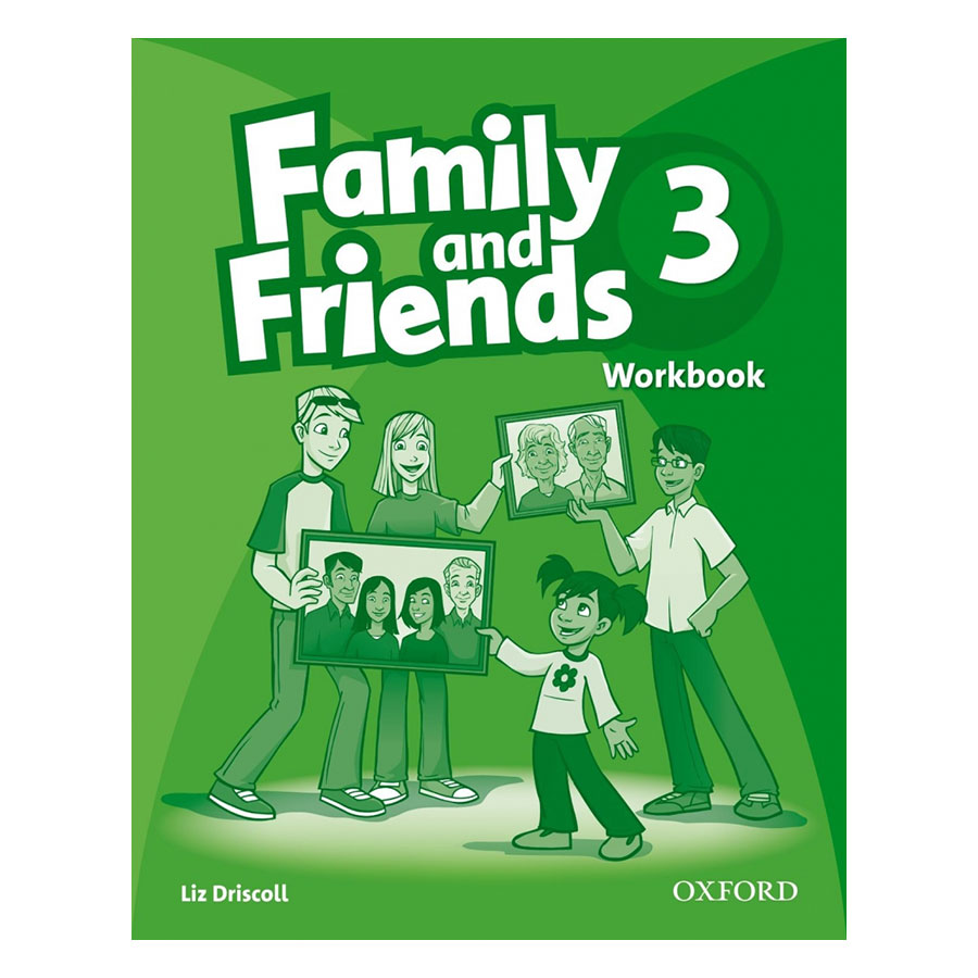 Family and Friends 3 Workbook (British English Edition)