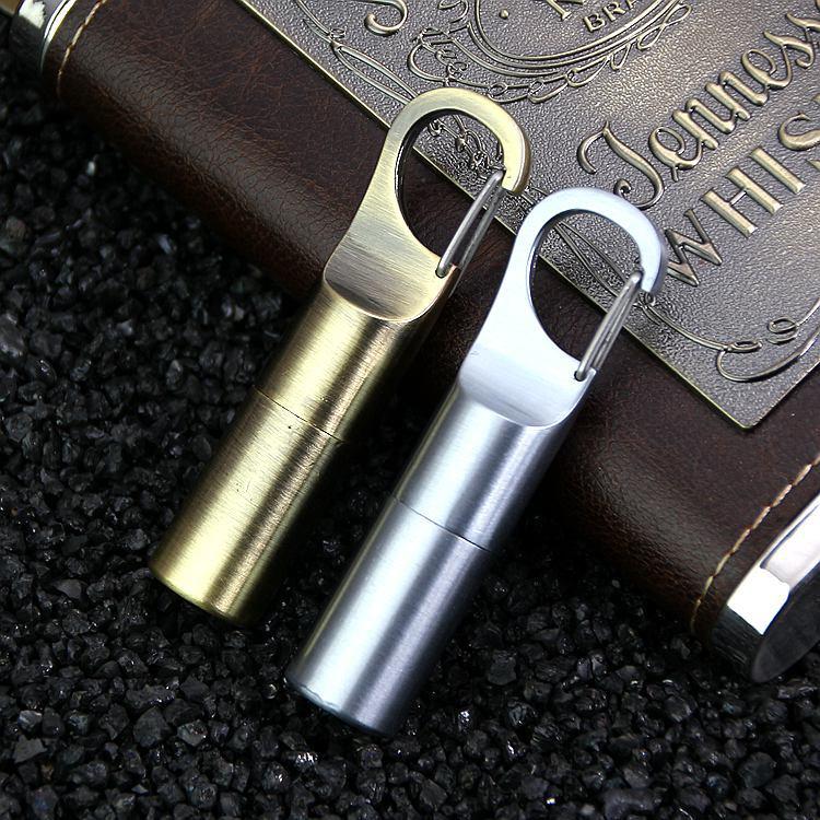 Bật lửa xăng đá, kiêm móc khóa nhỏ gọn HY665