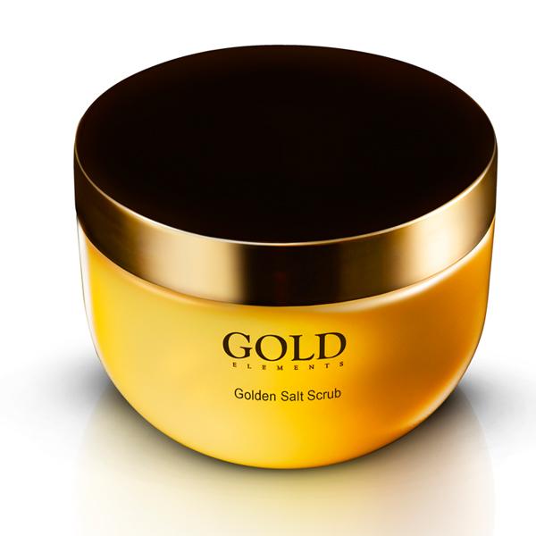Muối tẩy tế bào chết Gold Elements Golden Salt Scrub Supreme