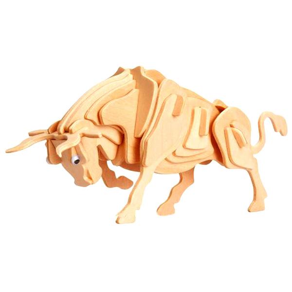Mô hình lắp ghép 3D bằng gỗ The Animal