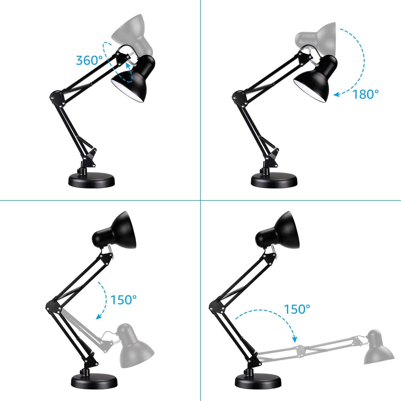 Đèn Học Làm Việc Đọc Sách Để Bàn Pixar Chống Cận Thị Bảo Vệ Mắt - Hàng Chính Hãng eLights