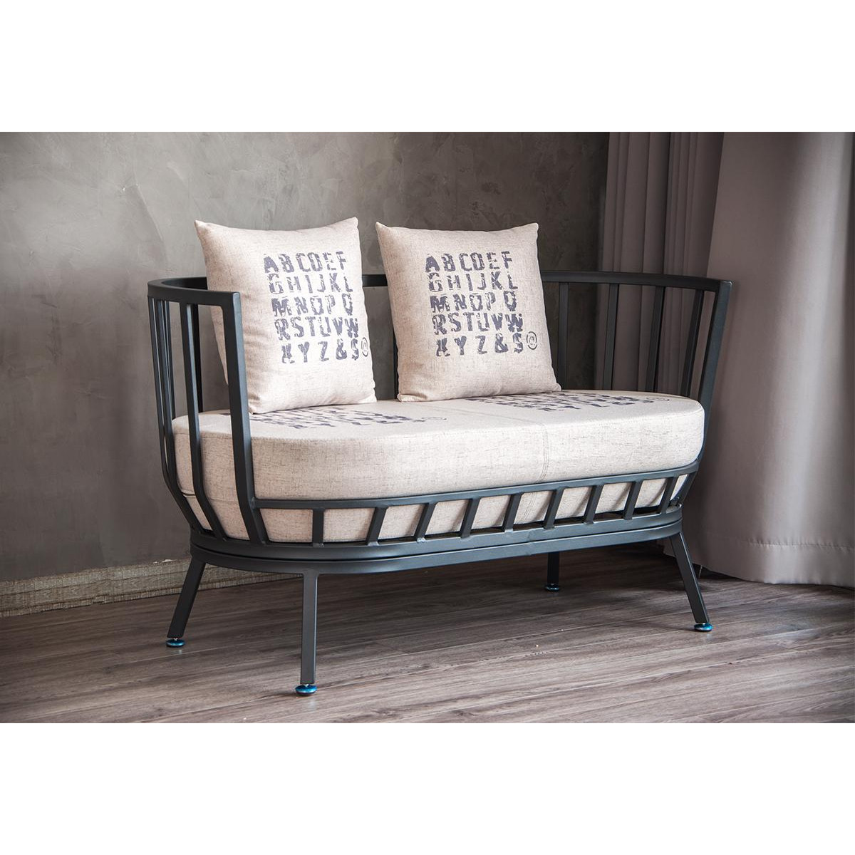 Ghế sofa đôi  Arm Chair NF3