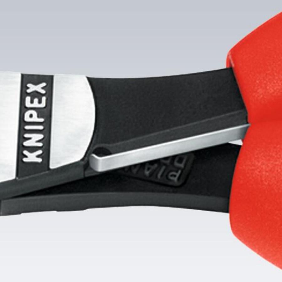 KỀM CẮT CỘNG LỰC KNIPEX 725230 180mm
