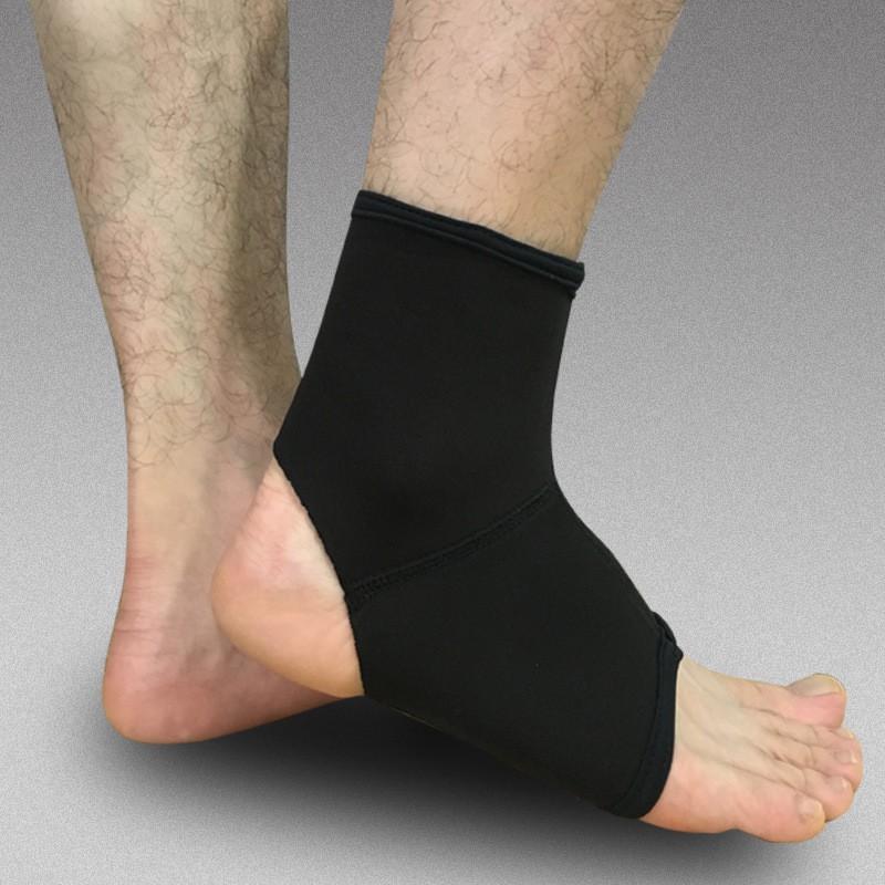 Đai bó gót chân co dãn khi thể dục