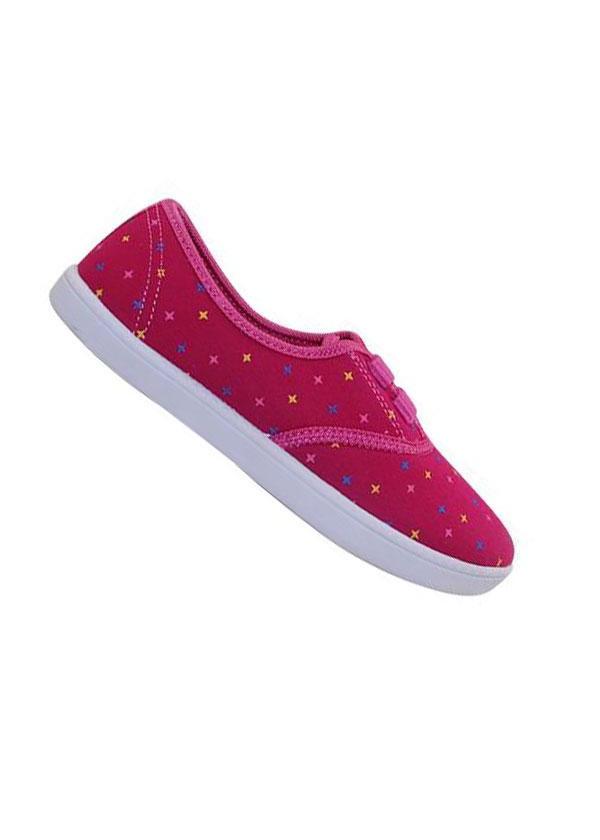 Giày vải họa tiết ngôi sao