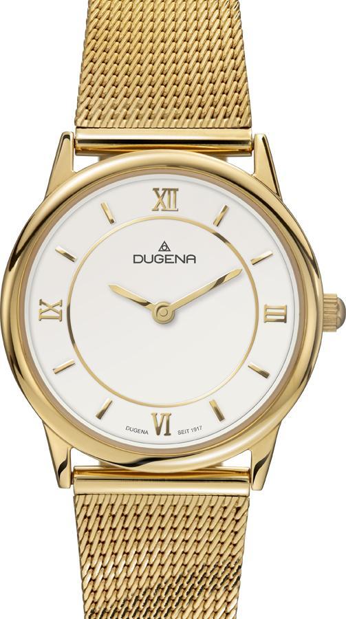 Đồng hồ Dugena nữ Modena 4460440 dây vàng