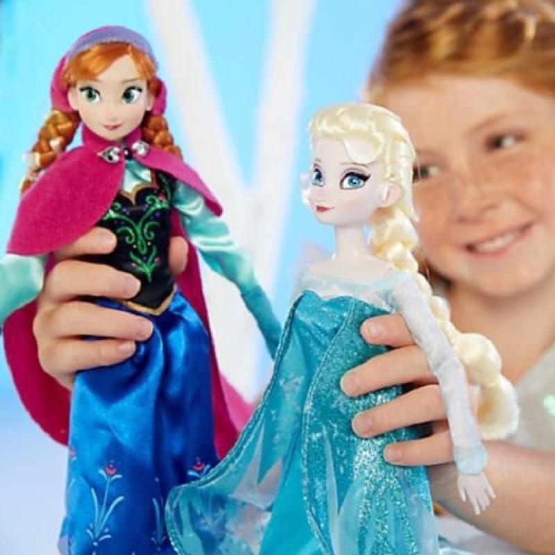 Búp Bê Nữ Hoàng Băng Giá Frozen: Elsa và Anna