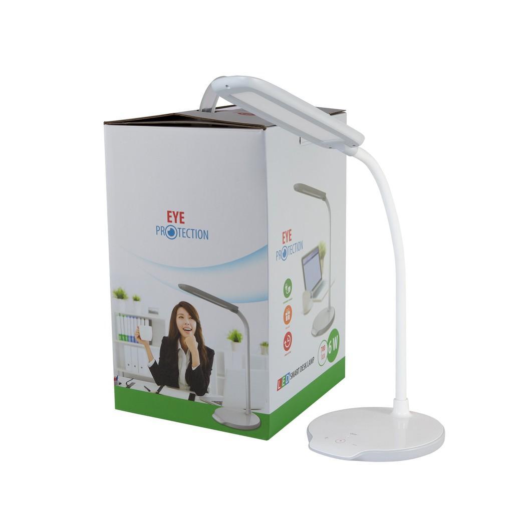 Đèn Bàn Rạng Đông Cảm Ứng Cao Cấp Chống Cận LED 6W - Model: RL.22