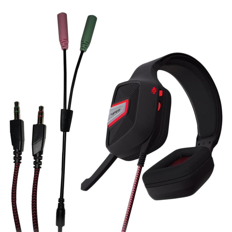 Tai Nghe Gaming Patriot V330 Stereo - Hàng Chính Hãng