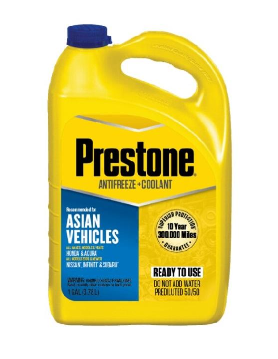 Nước làm mát Prestone Honda AF6300 - Nước làm mát Prestone nhập khẩu từ Mỹ