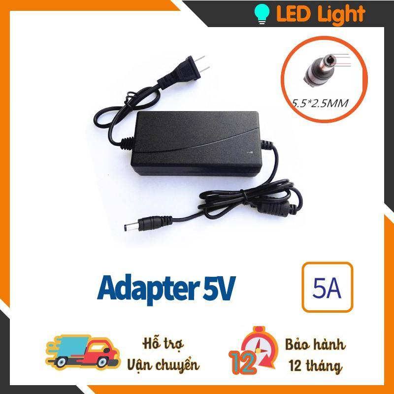 Nguồn Adapter 5V 5A Chất Lượng Cao
