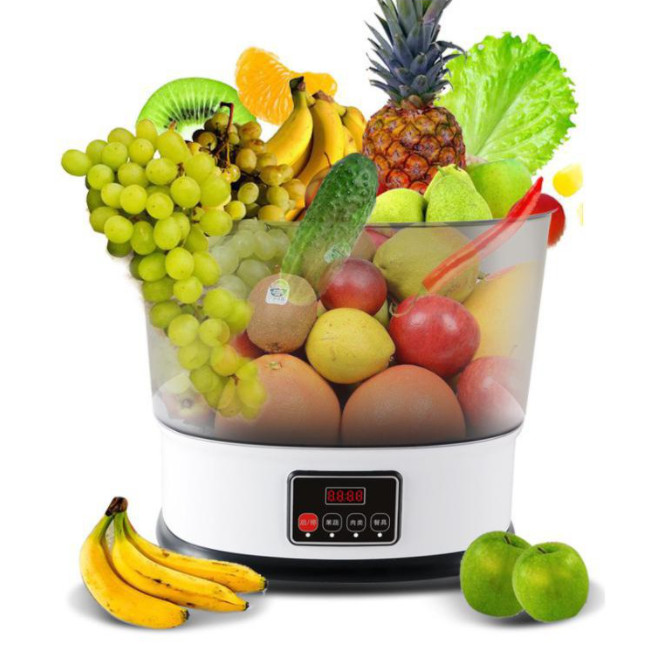 Máy rửa rau quả - Máy sục ozone rửa rau quả - Máy rửa rau quả  - Máy rửa rau chất lượng cao khử độc, khủ trùng , khử thuốc sâu và dư lượng hoóc môn