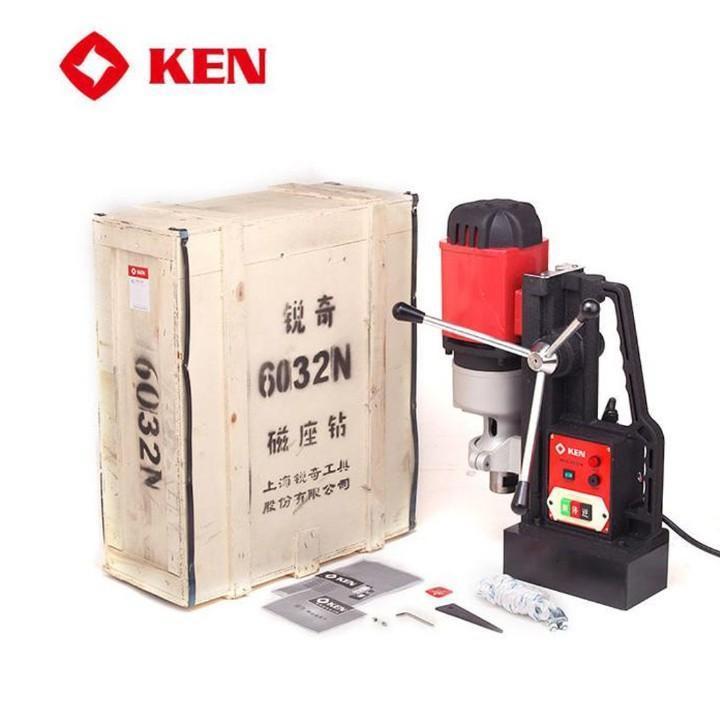 Máy khoan từ 1700W Ken 6032N