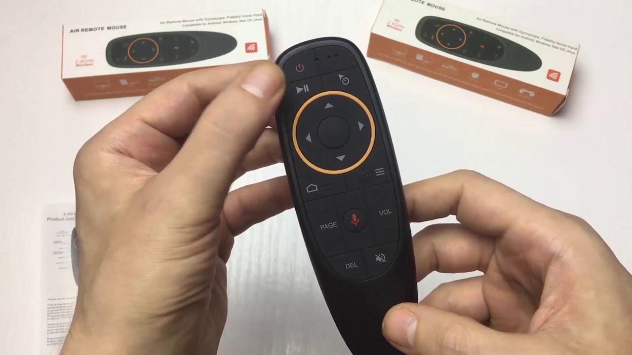 Điều Khiển Bluetooth, Chuột Bay, Tìm Kiếm Giọng Nói Air Mouse Remote Voice G10S, Tìm kiếm nội dung bằng giọng nói - Hàng Nhập Khẩu