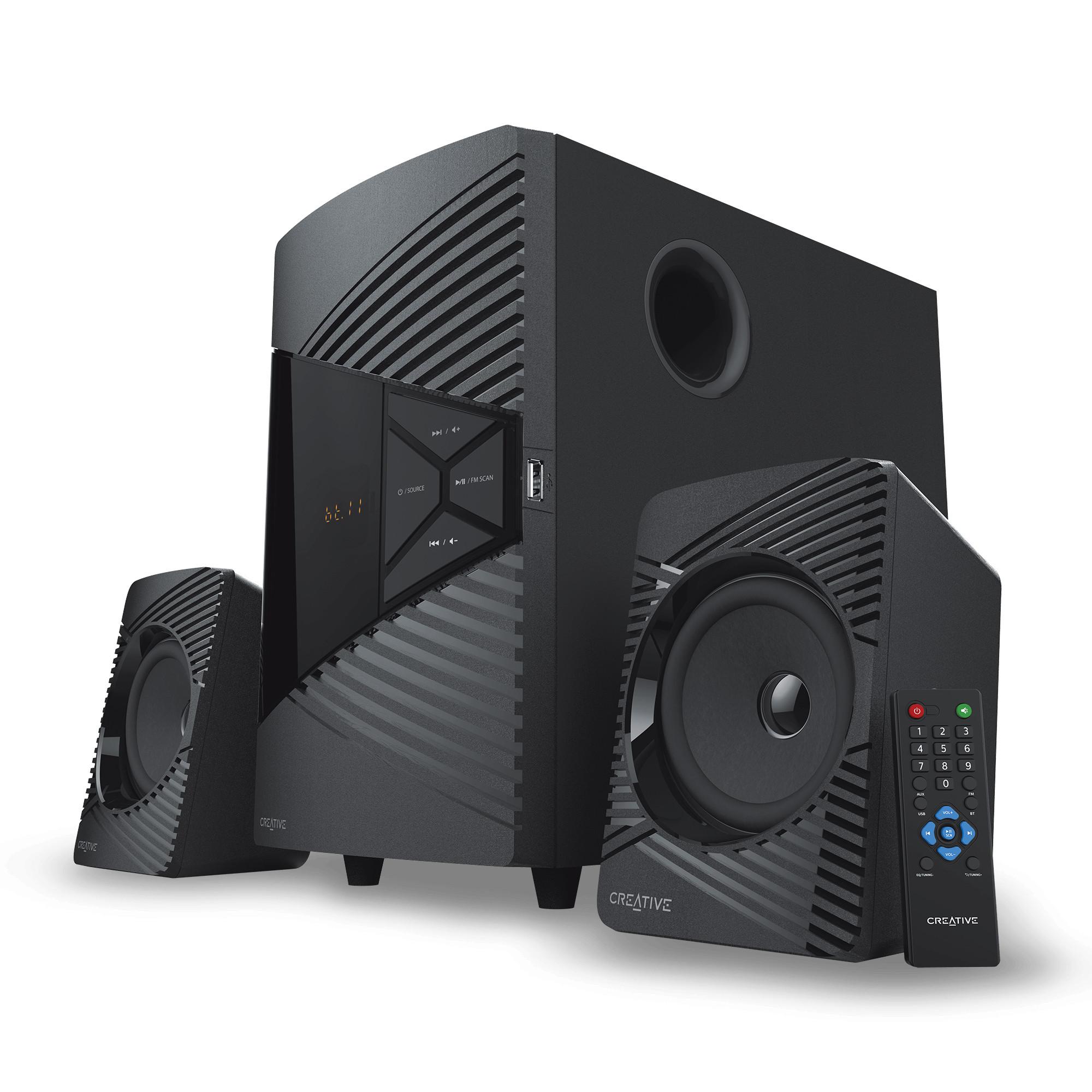 Loa Bluetooth Creative SBS E2500 - Hàng Chính Hãng