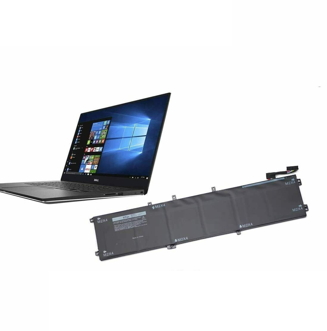 Pin dành cho Laptop Dell XPS 15 9570 Precision 5520 5530 6GTPY 97Wh