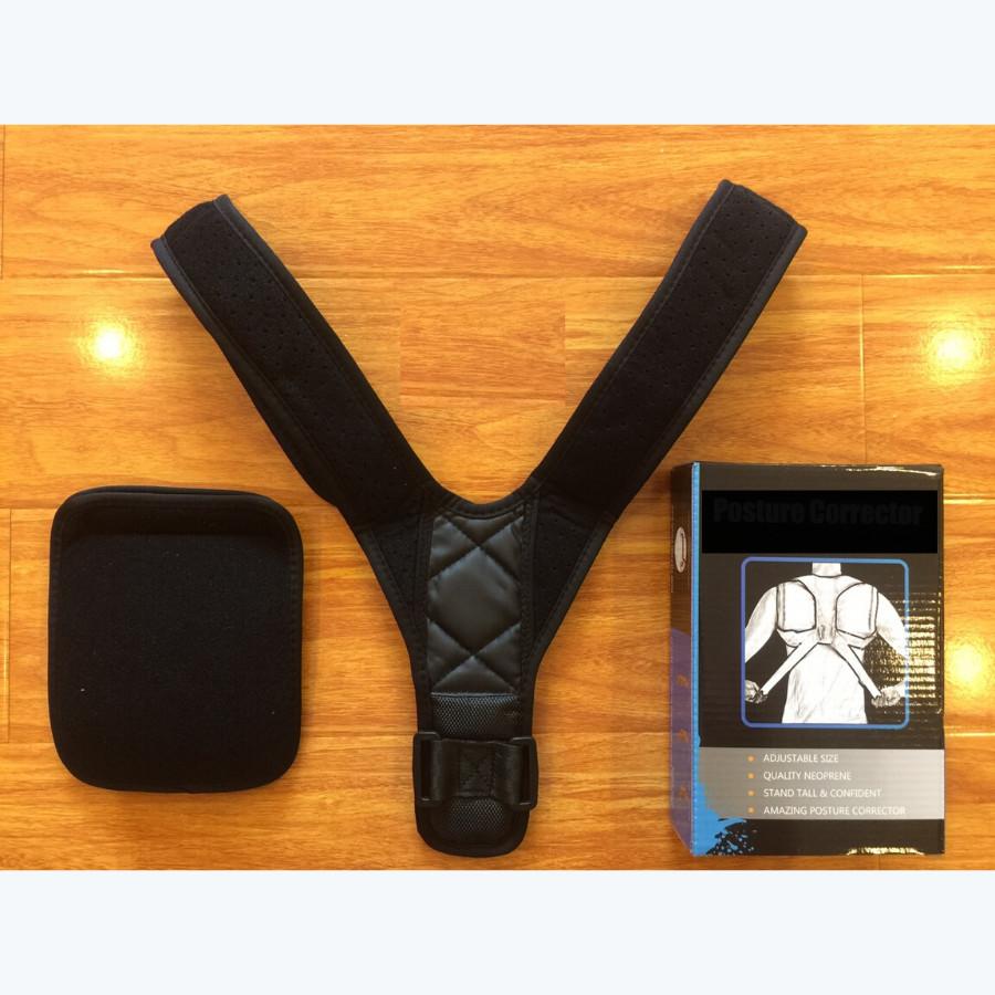 Đai chống gù lưng Posture Corrector [Tặng kèm 2 tấm trợ lực]