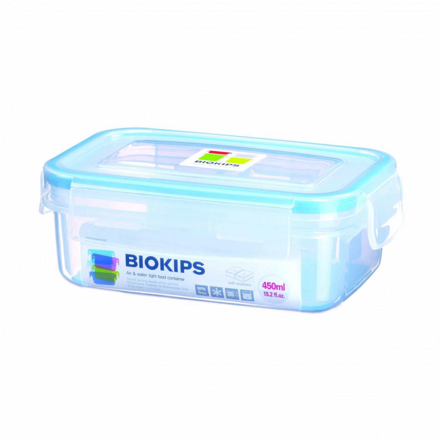 Hộp đựng thực phẩm chia ngăn Komax Biokips cao cấp Hàn Quốc(Asobu)