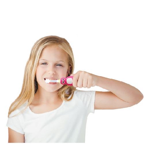 Bàn Chải Đánh Răng Tự Động Hàn Quốc Hình Cú