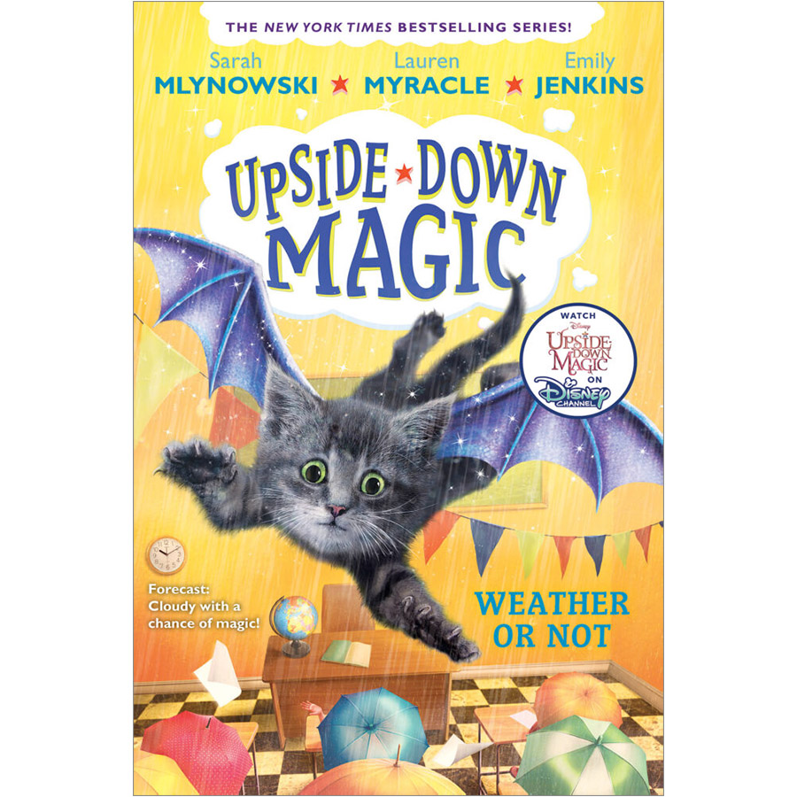 Weather or Not (Upside-Down Magic #5) (Hardcover)