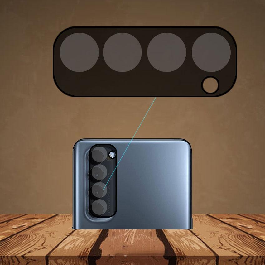 Miếng dán cường lực Camera cho Oppo Reno 4 Pro trong suốt