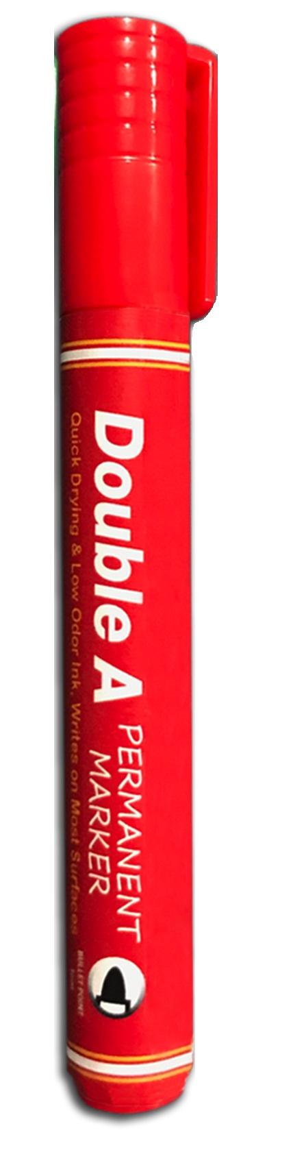 Bút lông dầu Cao Cấp Double A - Đỏ