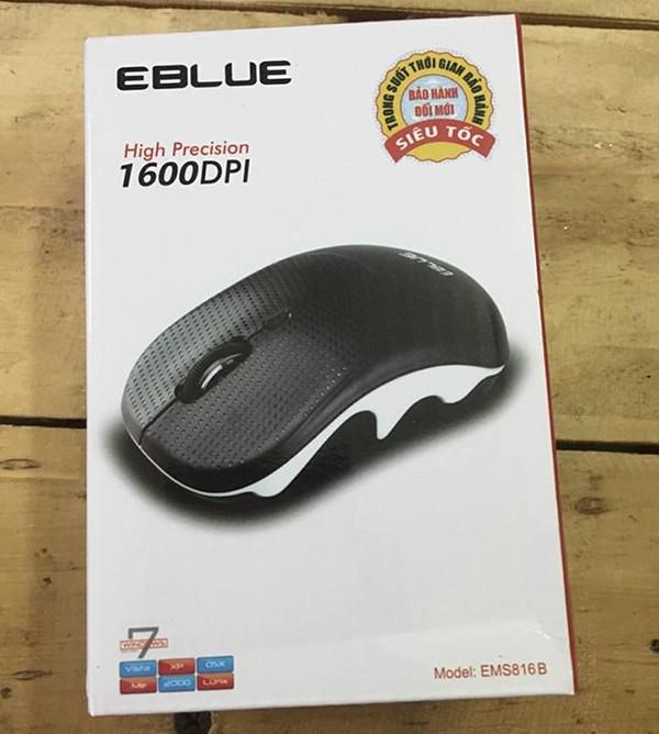 Chuột không dây Eblue EMS816 - Hàng chính hãng