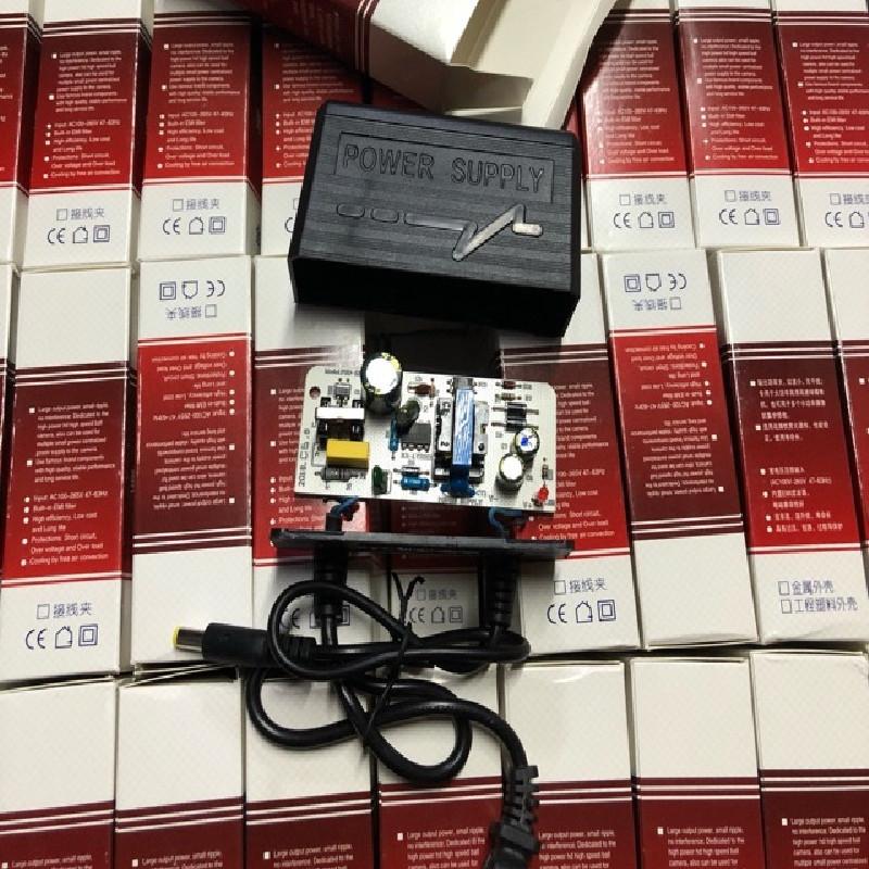 Nguồn Camera 12V - 2A