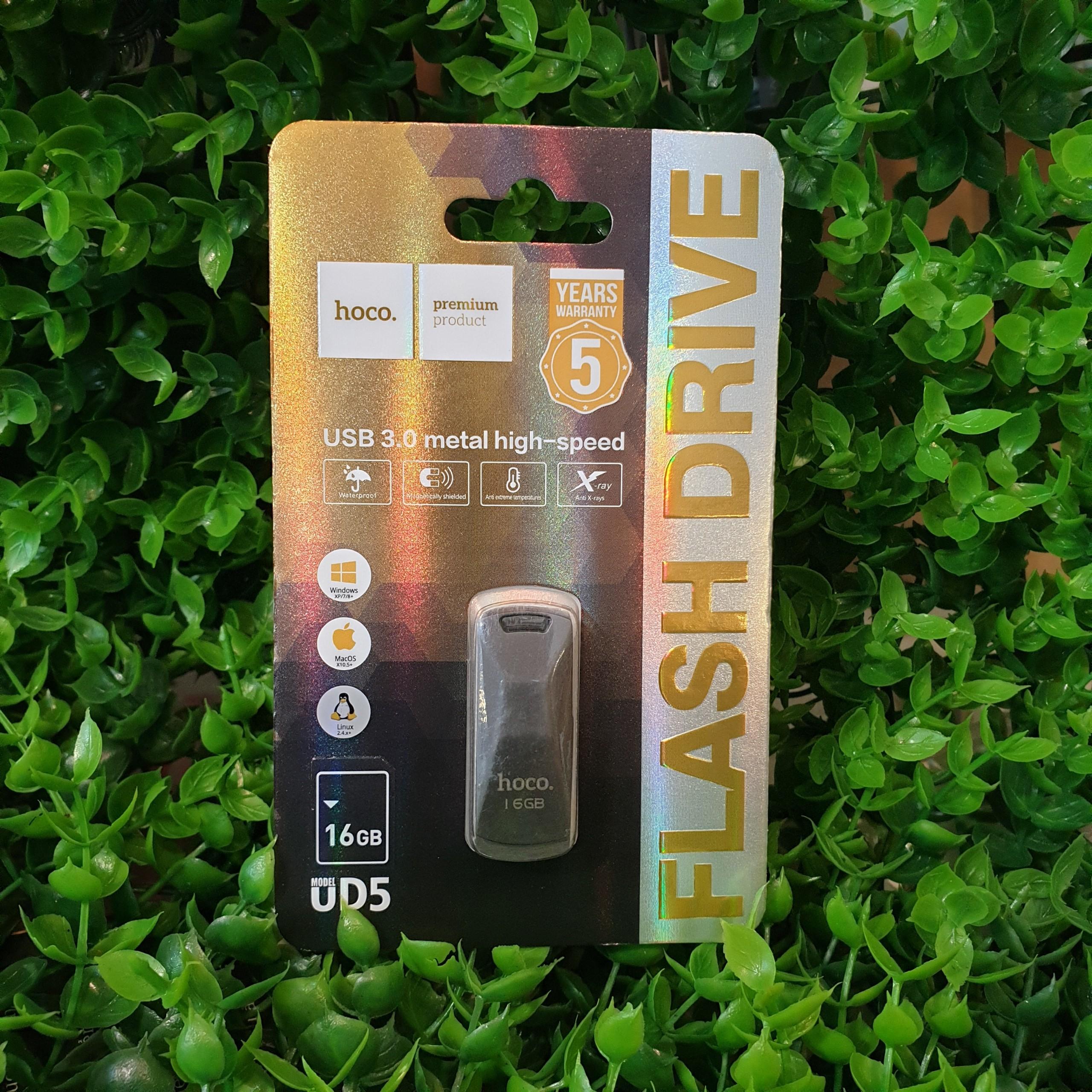 USB 16GB 3.0 HOCO UD5 - Hàng nhập khẩu