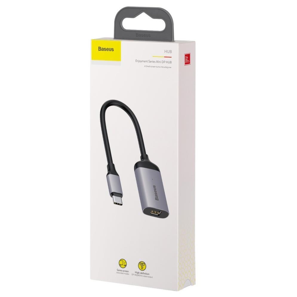 Bộ Hub chuyển đổi Baseus Enjoyment Series Type-C to HDMI/ VGA/ Mini DisplayPort- hàng chính hãng
